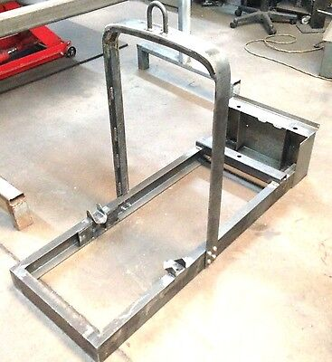 Lincoln Sa200 Chassis Redface And Blackface Bolt On Lifting Hoop