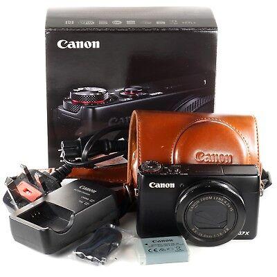 Canon Power Shot G7X Mark I Digital Camera / 20.02 MP