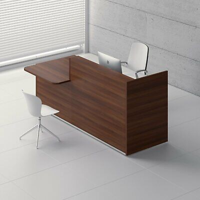 Tera 81 Reception Desk With Counter Top