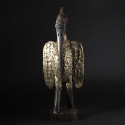 11348 Kalao Bird Figurine Der Senufo Elfenbeinkuste