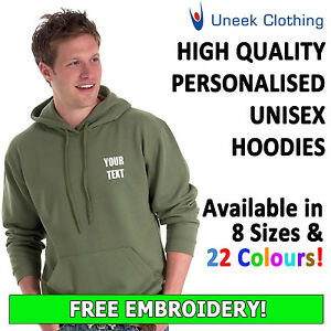 Personalised-Uneek-Embroidered-Hoodies-Customised-Workwear-with-Free-Text-UC502