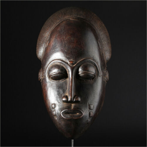 11380 Fine Baule Mask Elfenbeinküste