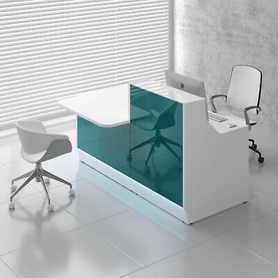 Linea 66 Reception Desk With Counter Top