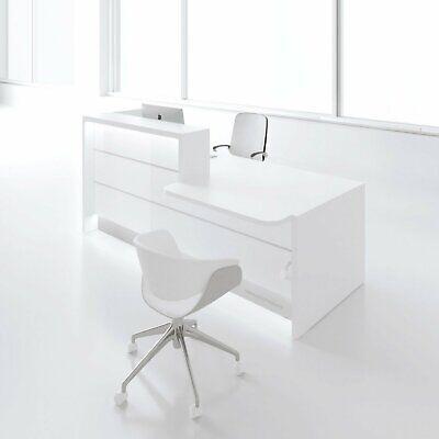 Valde Lav19l-lav20l 94 Reception Desk With Counter Top