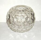 Indiana Glass Votive Candle Holder