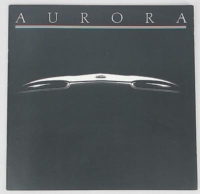 Oldsmobile 1994 Aurora Sales Brochure / Literature