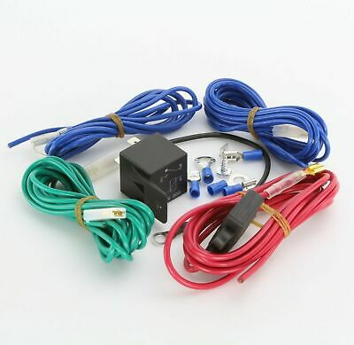 12V Universal Spot Light Spot Lamp Fog Light Wiring Loom Kit Harness
