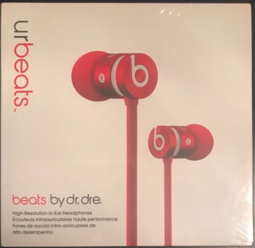 Beats by Dr. Dre urBeats In-Ear Headphones - Red