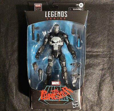 Marvel Legends Exclusive Variant Punisher War Machine Action Figure