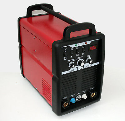 WIG DC Schweißinverter + Stabelektroden BOSJOB JUST TIG 300A 40% 400V IGBT