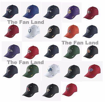 5d7eed4fcef New NFL Nike True Vapor Dri-FIT Adjustable Cap Hat