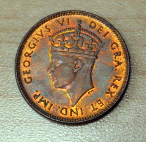 1941 Newfoundland 1 Cent