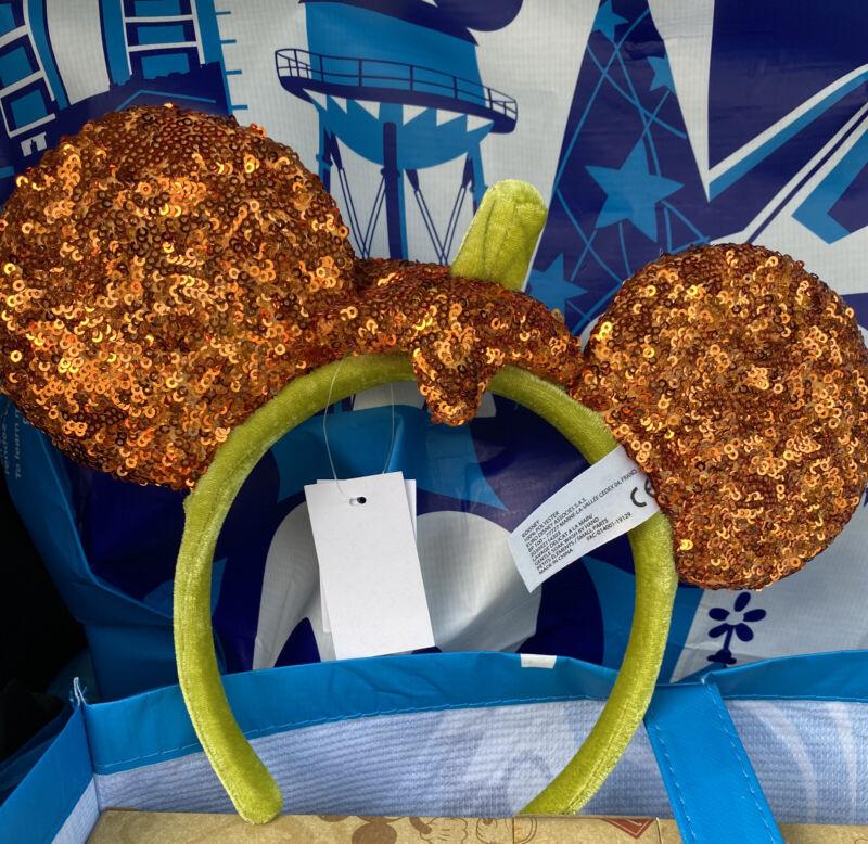 Ears Disneyland Paris PUMPKINS HALLOWEEN Disney NEW
