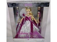 In original box with Sketch /& Certificate le papillon Barbie NOS condition
