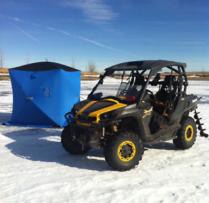 $15,000 · CanAm CommanderX 1000 Rotax. Trade For Fishing Boat
