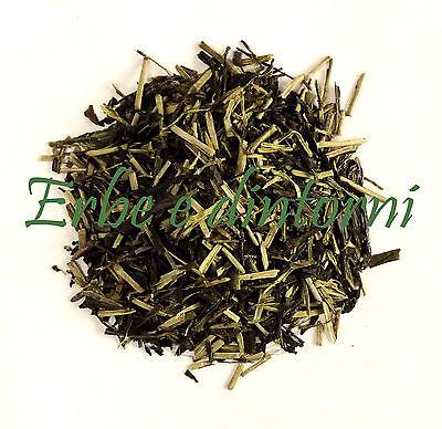 Tè verde KUKICHA GIAPPONESE 100 gr. Pressione alta, colesterolo, bruciagrassi