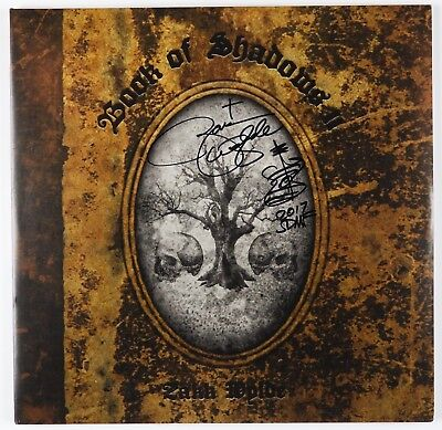 Zakk Wylde Signed Autograph JSA Vinyl Record Book Of Shadows II 2 for sale  Shipping to India
