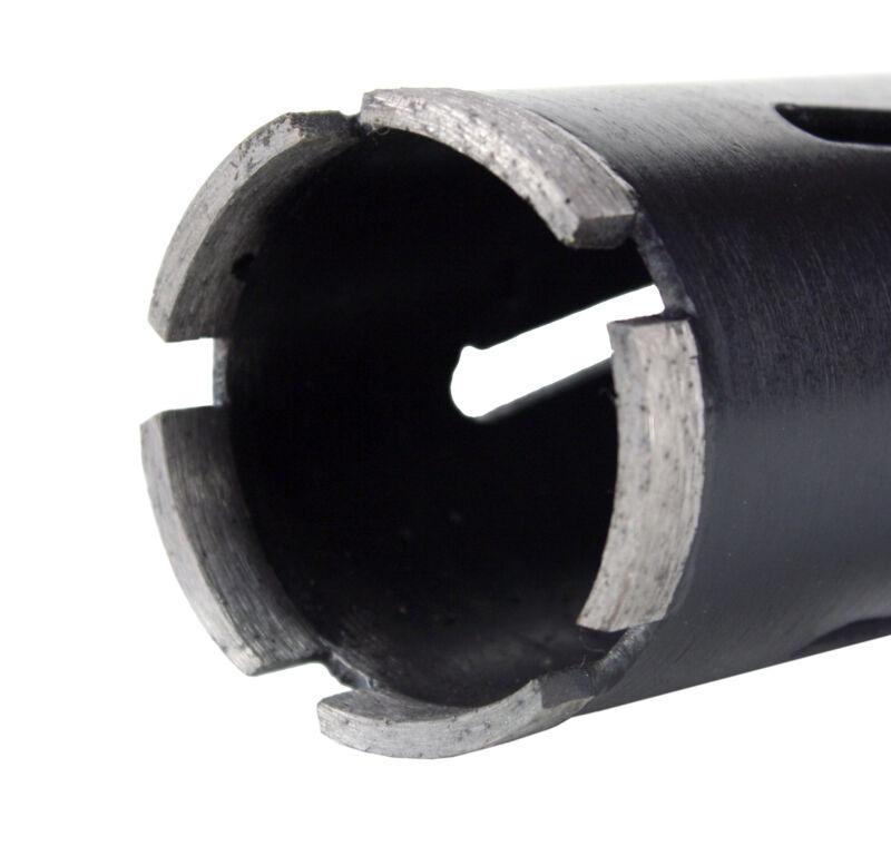 "Steel Dragon Tools® 2-1/2"" (64 mm) x 6"" Dry Diamond Masonry Core Drill Bit"
