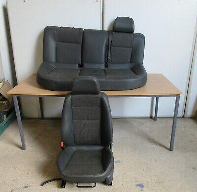 VAUXHALL ASTRA DESIGN ECOFLEX 2009 FRONT N/S PASSENGER SEAT & REAR SEATS