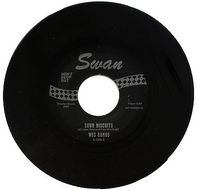 """WES DAKUS  """"SOUR BISCUITS""""   60's CLUB CLASSIC"""