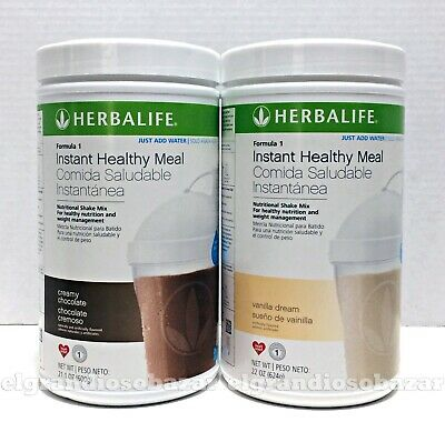 NEW Herbalife Formula 1 Instant Healthy Meal_Choose Flavor_Free UPS 2nd Day Air® 1 Instant Healthy Meal Shake