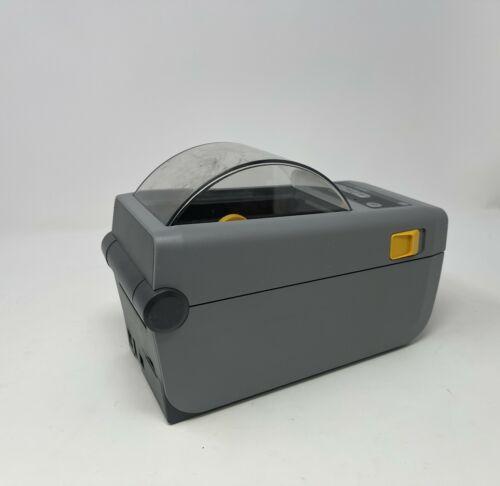Zebra ZD410 Thermal Label Printer ZD41022D01M00EZ USB Bluetooth