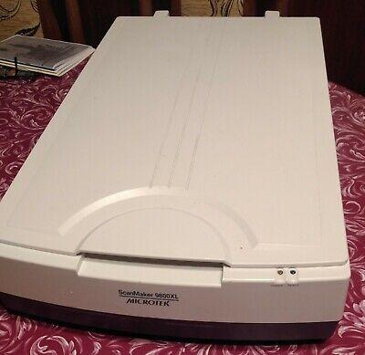 Microtek Scanmaker 9800XL   DIN A3 Flachbettscanner  USB