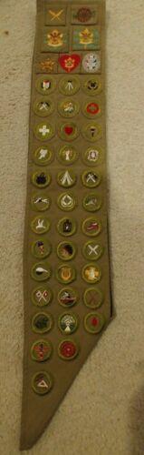 Eagle Scout Merit Badge Sash Life Star Boy Scouts BSA