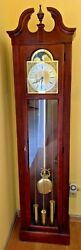 Howard Miller 610-520 Chateau - Grandfather Floor Clock