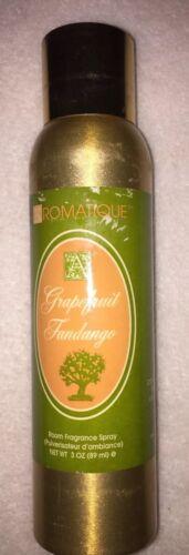 Aromatique GRAPEFRUIT FANDANGO Decorator Room Fragrance Spra