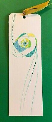 Handmade Friendship Bookmark -