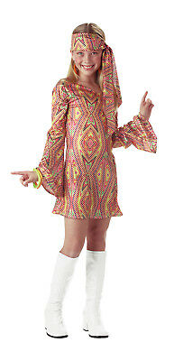 Disco Dolly Flower Child Retro - Costume Flowers