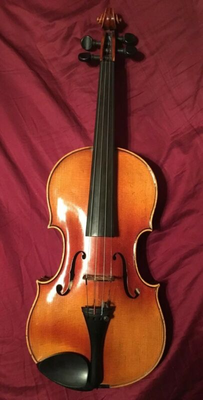 Beautiful Nicolas Amatus Cremonen  Violin. Made In Germany, 1926