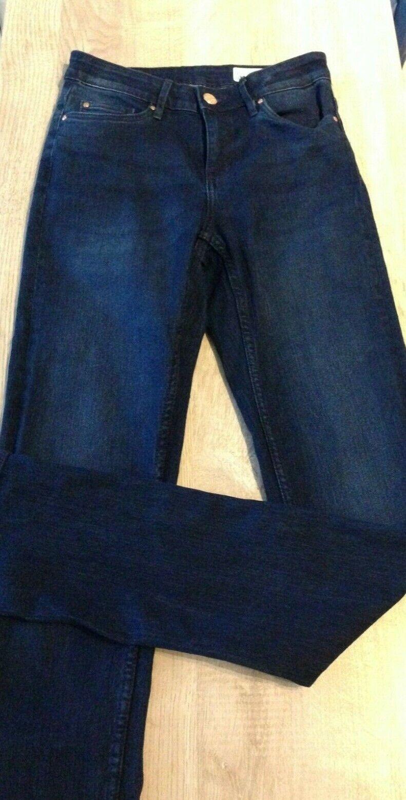 Jean skinny fit bleu foncé esmara taille 36 - exellent état