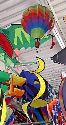 Large Rainbow Hot Air Balloon - Rainbow Hot Air Balloon