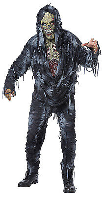 Adult Rotten To The Core Zombie Costume