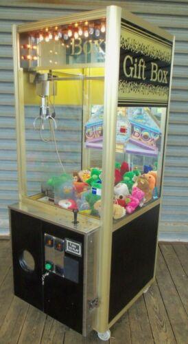 ELAUT Gift Box CRANE Claw Machine - Arcade Prize Redemption Game