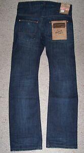 WRANGLER-jeans-SPENCER-Broken-Twill-originale-Tg-W34-L34