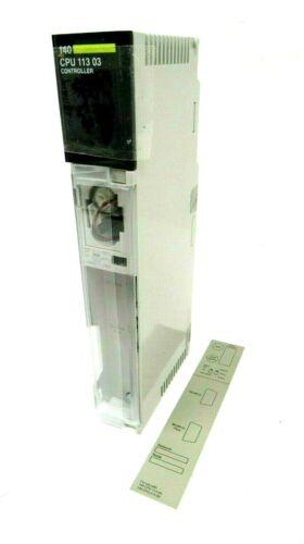 NEW SCHNEIDER ELECTRIC 140CPU11303 CONTROLLER