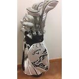 NEW Callaway Ladies Solaire II (2) Complete Golf Set 12pc - BLACK