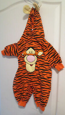Winnie The Pooh And Tigger Halloween Costumes (Disney Tigger Halloween Costume Winnie the Pooh and Friends Size)