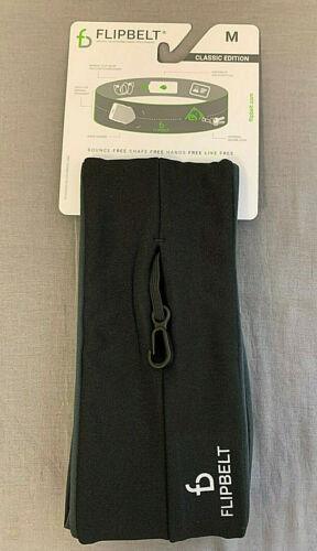 FlipBelt Classic Running Belt - Running Accessory & Active Gear - Medium