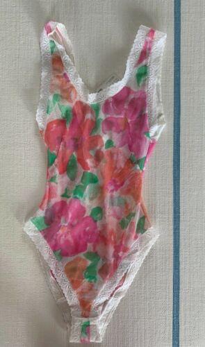 Vintage Pensieri Lingerie - One Piece - Floral