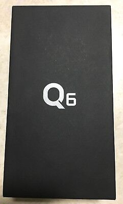 SEALED  LG Q6 LG-US700 32GB 4G LTE GSM Factory Unlocked Smartphone Dual SIM