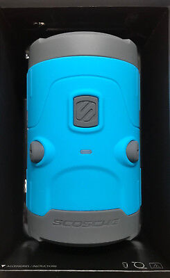 Scosche boombottle H2O wireless speaker (Blue)