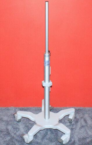 EXCELLENT STRYKER SMARTPUMP ROLLING 5-WHEEL LOCKING ROLL STAND (5920-013-000)