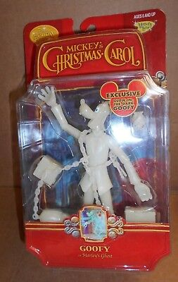 2003 MICKEY'S CHRISTMAS CAROL...GOOFY AS MARLEY'S GHOST..GLOW EXCLUSIVE