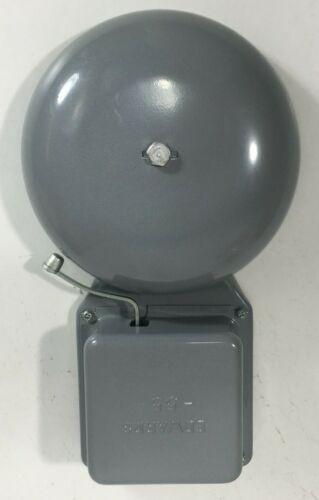 Edwards 6 Inch Signaling Bell #55-6G5 24VAC NOS Original Box