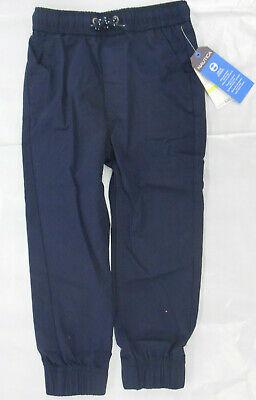 Toddler Boys & Boys Nautica $36.50 Navy Blue Stretch Jogger Pants Sizes 2T - (Blue Boys Pants)