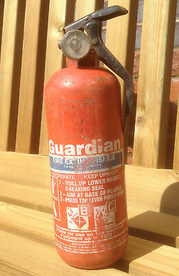 0.8kg Guardian Powder Fire Extinguisher 34B